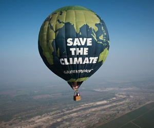 greenpeace, savetheclimate, and saveourhome image