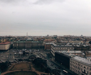 cities, russia, and st. petersburg image