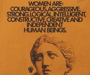 art, female, and feminism image