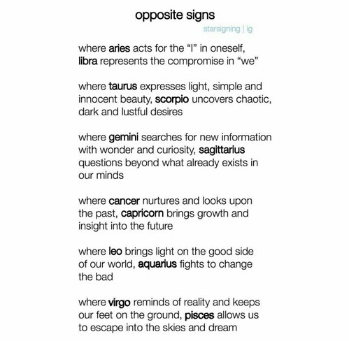 Are Your Sun & Moon Signs Opposing?