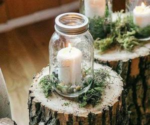 ideas, lights, and jars image