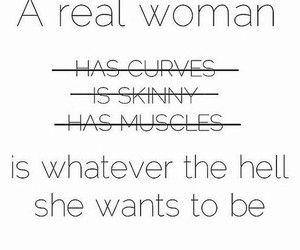 woman, quotes, and skinny image