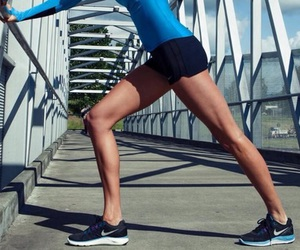 fit, legs, and nike image