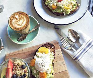 berries, breakfast, and brunch image
