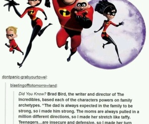 The Incredibles and disney image