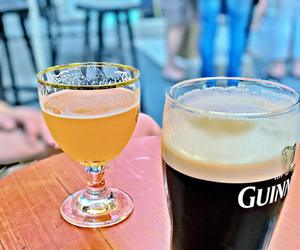 beer, guinness, and dublin image
