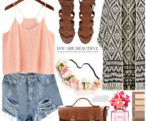 look, outfit, and Polyvore image