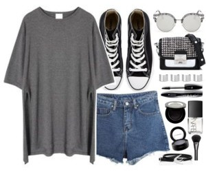casual, hipster, and jeans image