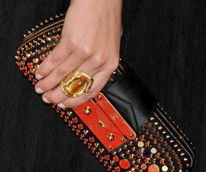 bling, bow, and fashion image
