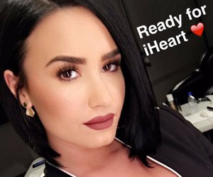 beauty, demi lovato, and perfect image