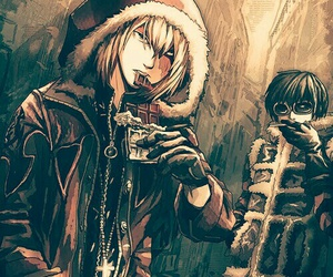 death note, mello, and matt image