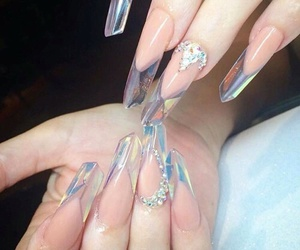 crystals, girly, and diamonds image