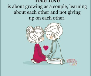 quote, quotes, and true love image