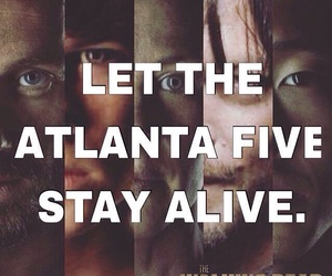 atlanta, LUCILLE, and walkers image