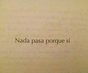 frases, book, and nada image