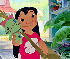disney, lilo, and lilo and stitch image