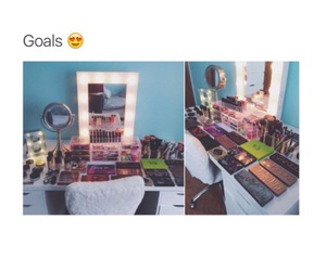funny, goals, and makeup image
