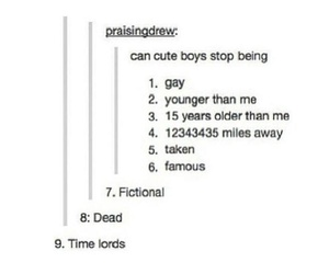 fictional, cute boys, and doctor who image