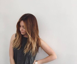ashley tisdale, fashion, and hair image