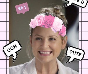 arizona, meredith grey, and grey's anatomy image