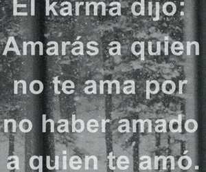 karma, love, and frases image