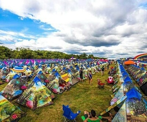 Tomorrowland, dreamville, and festival image