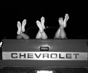 chevy and girls image