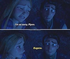 disney, Eugene, and movie image