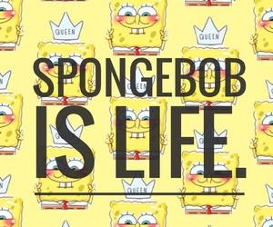 easel and spongebob image