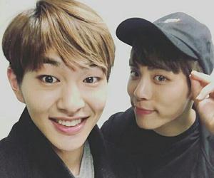 Onew, SHINee, and Jonghyun image