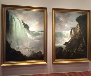 art, painting, and theme image