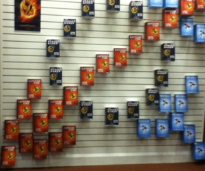 books, the hunger games, and hunger games image