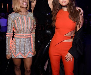 selena gomez, Taylor Swift, and serayah image