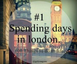 days and london image