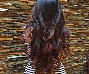 hair and bruna vieira image