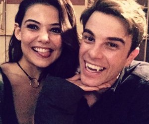 The Originals, danielle campbell, and nathaniel buzolic image