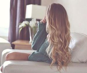 curls, hair, and hairgoals image