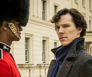 benedict cumberbatch, the sign of three, and sherlock image