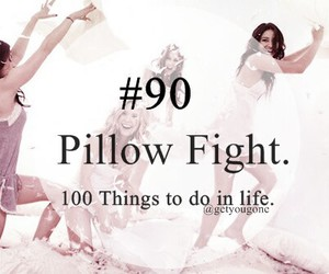 fight and pillow image