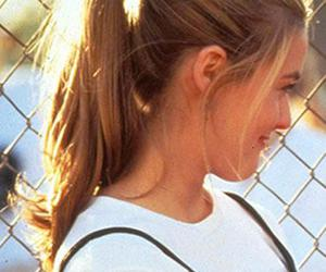 alicia silverstone, Clueless, and ponytail image