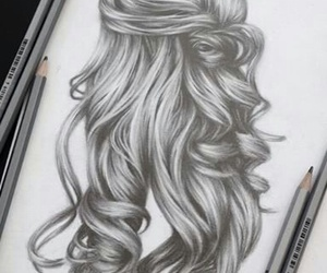 hair and art image