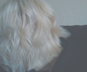 aesthetic, alternative, and blonde image