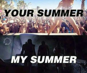 teen wolf and summer image
