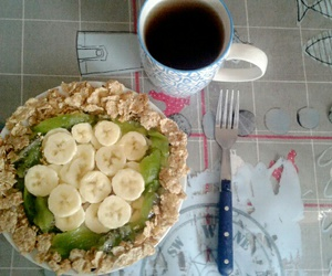 breakfast, diet, and food image