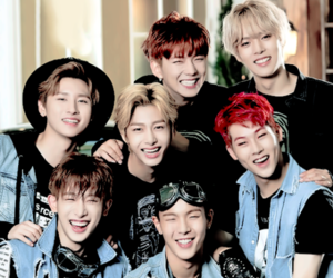 monsta x, minhyuk, and kihyun image