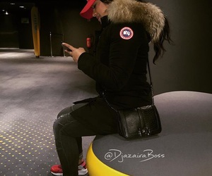 chanel, thug, and canada goose image