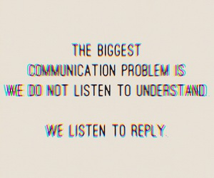 quote, communication, and grunge image