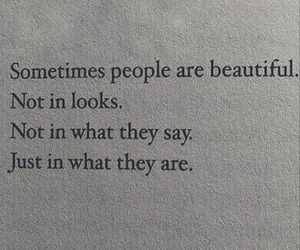 beautiful, people, and quote image