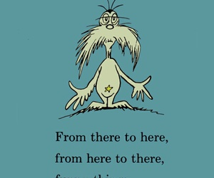 dr seuss, Ilustration, and phrases image
