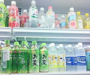 japan, drink, and food image